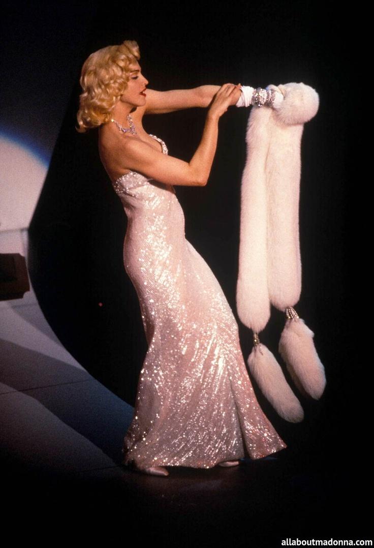 Madonna 1991 oscars