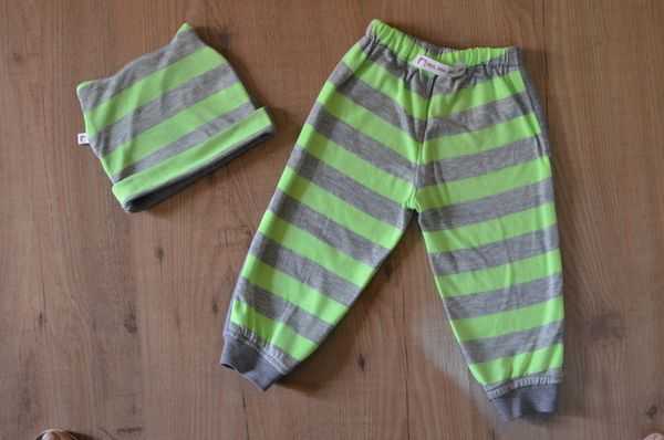 mamemimo: baby boy outfit from Ottobre Design