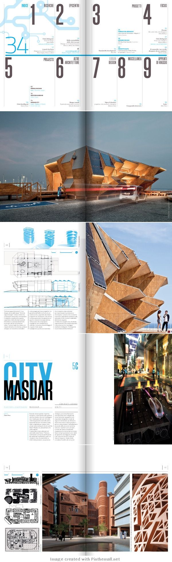 issue 34 D'Apostrophe Tuscan architecture magazine. #numbers #print #editorial