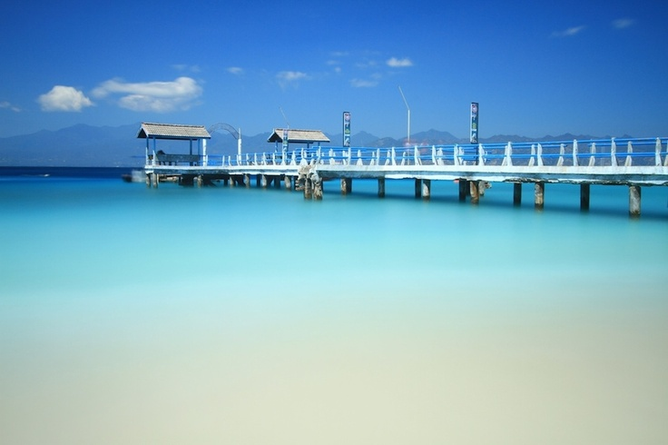 Soon I'll be in the Gili Islands <3