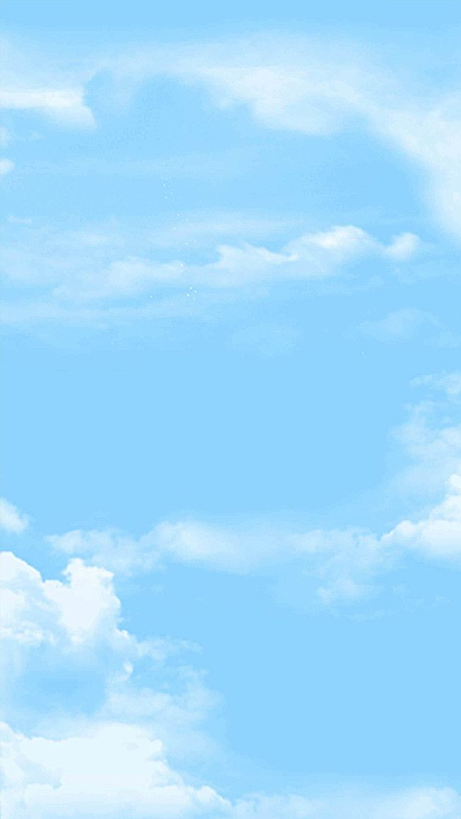 H5 Blue Sky Background In 2020 Blue Sky Wallpaper Sky Aesthetic Blue Sky Background