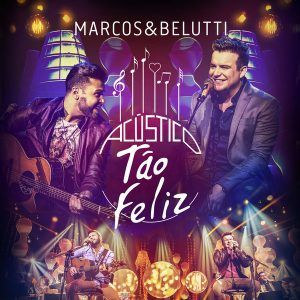 Marcos & Belutti  Romântico Anônimo (feat. Fernando Zor)