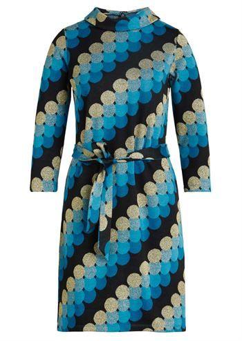 573477b7 King Louie kjole DITA discotheque black . Glitter strik kjole ...