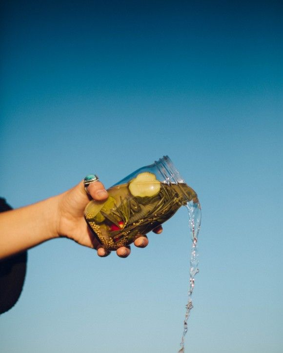 Hydrate Faster With Pickle Juice | Free People Blog #freepeople