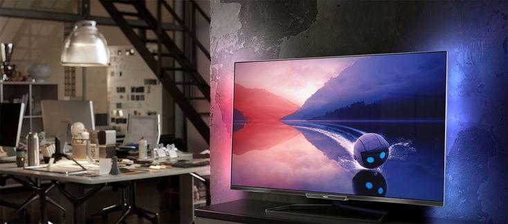 Eerste blik op nieuwe Philips tv's voor 2013