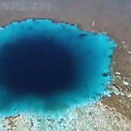 Lebensgefährlich für Taucher: Das ist das tiefste Unterwasserloch