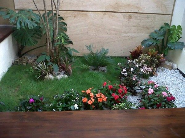 24 best images about jardines interiores peque os para