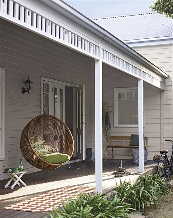 17 best images about decking repair and paint on pinterest decking queenslander and landing - Paint for exterior of house set ...