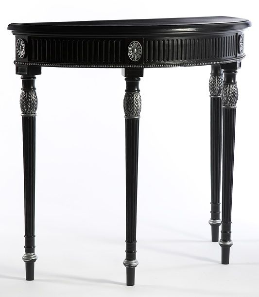 Half Round Console Table 72 best hall and console tables images on pinterest | console