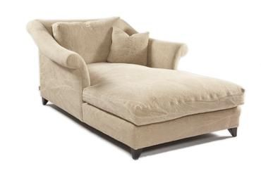 53 Quot Wide Alfons Upholstered Two Arm Chaise Lounge Com