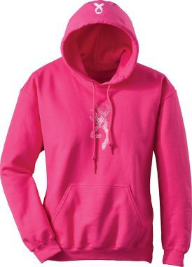 Browning® Women's Breast Cancer Awareness Bling Sweatshirt : Cabela's