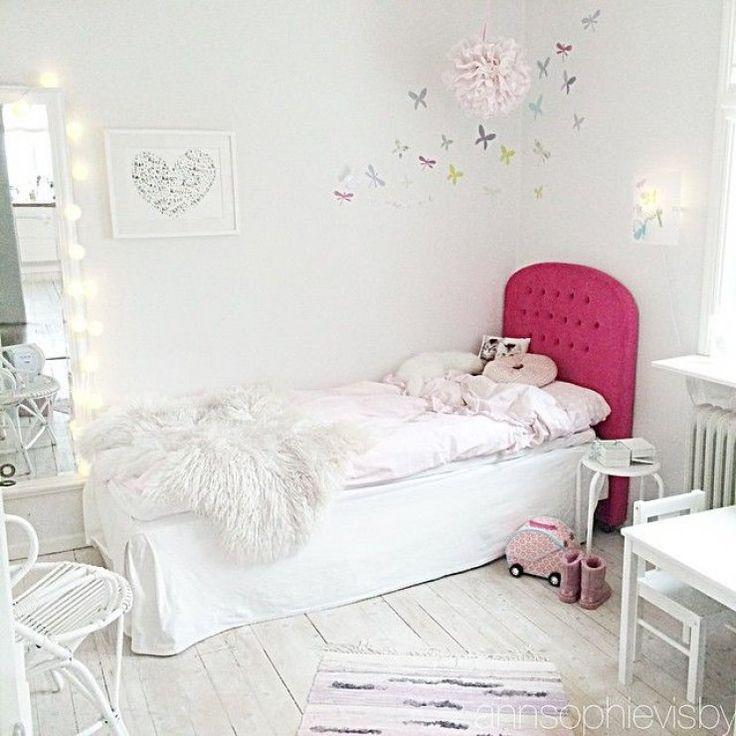 Girly Bedroom Decor Girls Bedroom Door Bedroom Design Plan Inside House Background Bedroom: 563 Best Chambre Fille Images On Pinterest