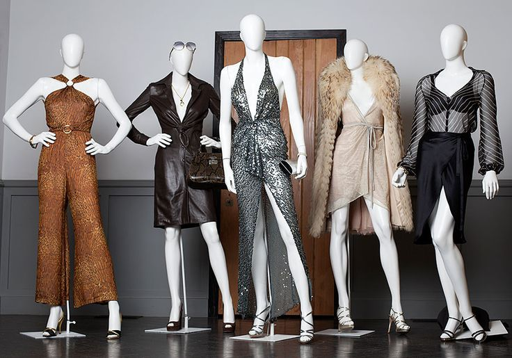 Costume Design - American Hustle