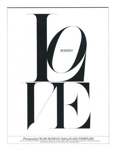 modern love.