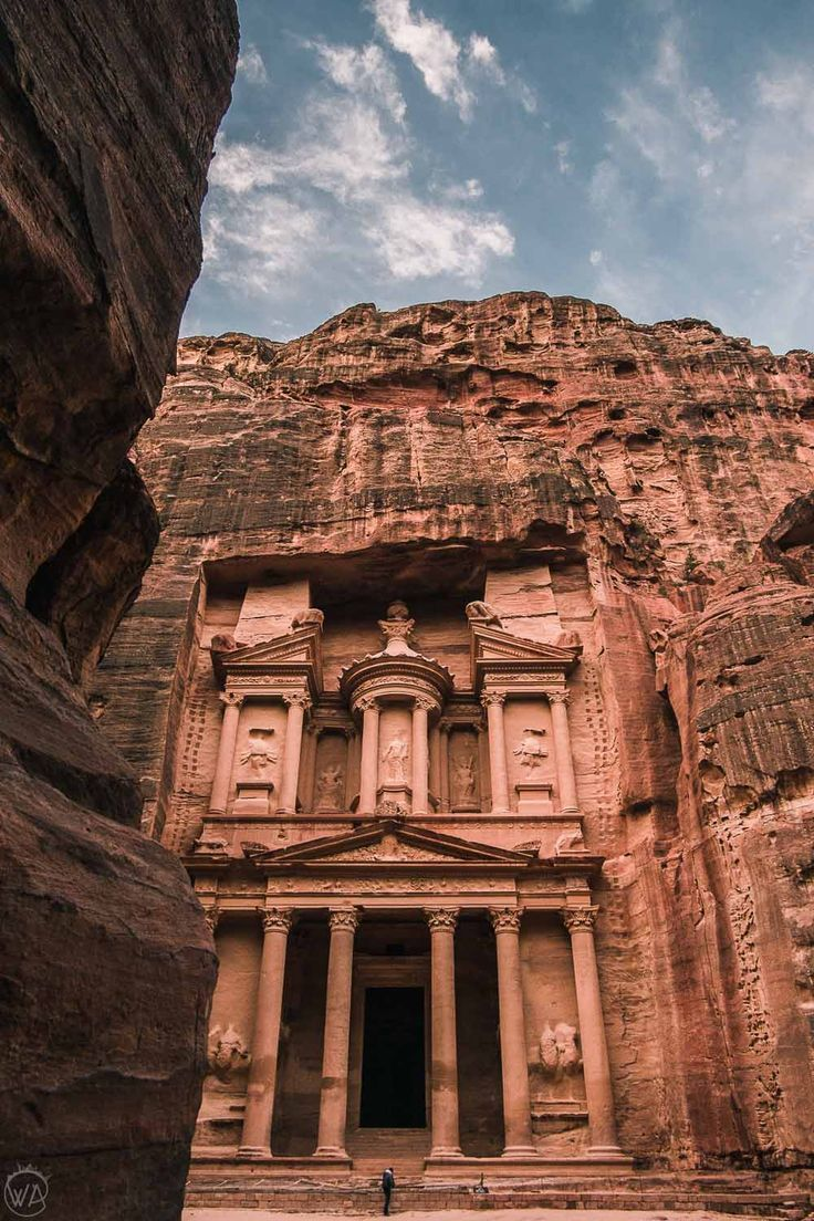 Perfekt Detaillierte Jordan Reiseroute Fur Alle Kultur Geschichte Und Architektur Architektur Erstaunliche Architektur Reisen