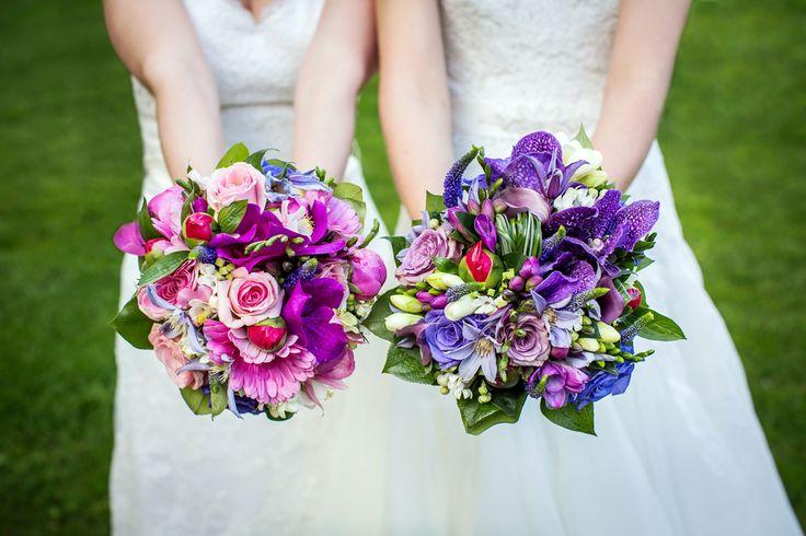 Bruidsfotograaf Lesbische bruiloft