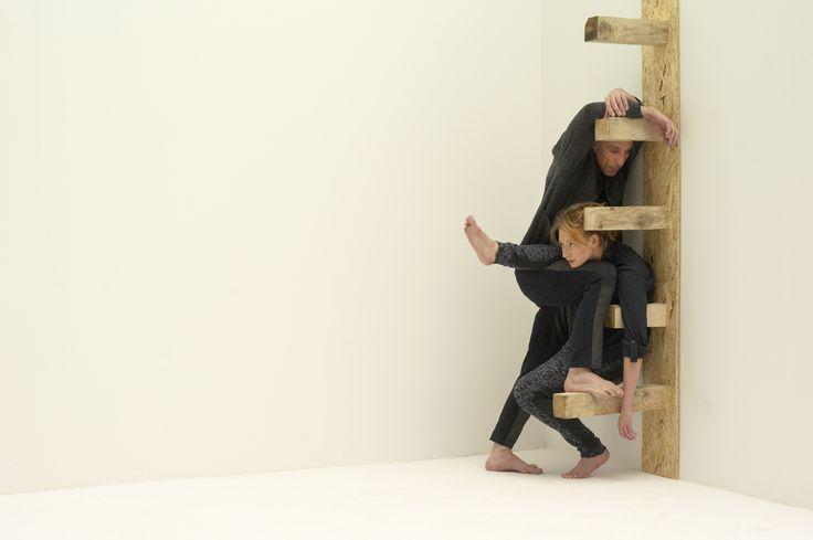 Starring: Magda Popławska & Claude Bardouil/ Photo: Przemek Dzienis/ Make up: Aleksandra Foka Przyłuska/ Props: Kuba Stańczyk/ Studio: Suffit