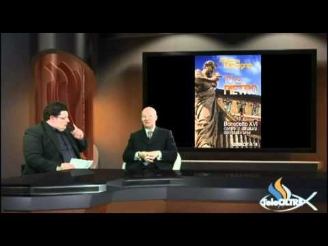 Alessandro Iovino raccomanda ai santi il diabolico libro 'Tu sei Pietro'   La Buona Strada