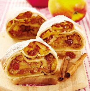 Ştrudel austriac | Retete culinare - Romanesti si din Bucataria internationala