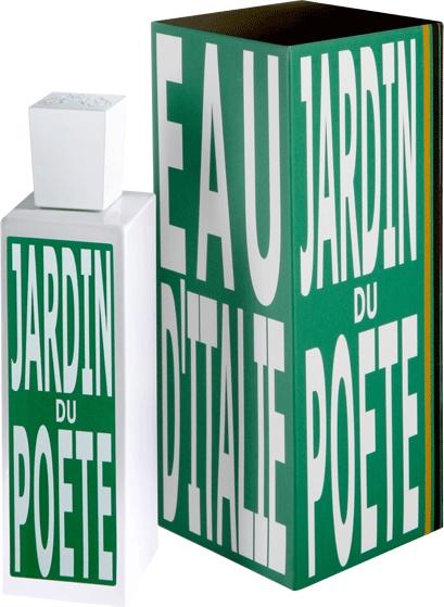 And for summer time: Jardin du Poete, always by Eau d'Italie. www.eauditalie.com