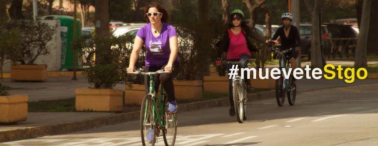 Este Sábado 19 desde 13:30 hrs. - Plaza Italia #MueveteStgo
