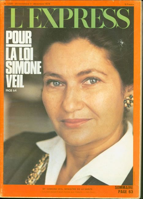 Image result for simone veil