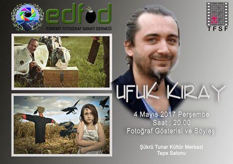 EDFOD UFUK KIRAY'I AĞIRLIYOR