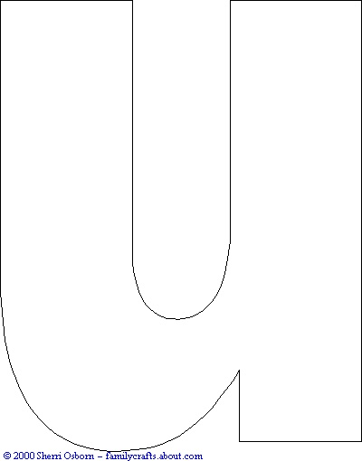 17 Best images about Letter U on