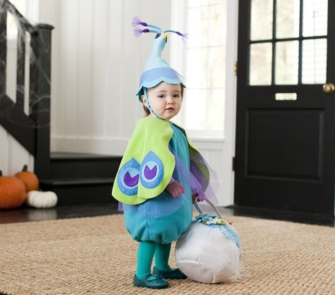 Baby Peacock Costume | Pottery Barn Kids