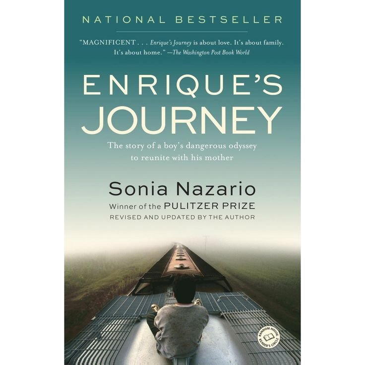 Enrique's Journey (Reprint) (Paperback) by Sonia Nazario