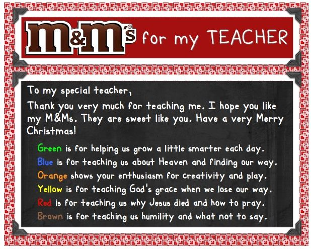 25 unique christian teacher gifts ideas on pinterest christmas are you looking for a christian m teacher poem for your christmas gift idea download negle Images