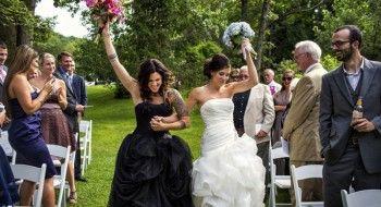 22 superbes photos de mariage de personnes du même genre qui sont littéralement pleines d'amour!