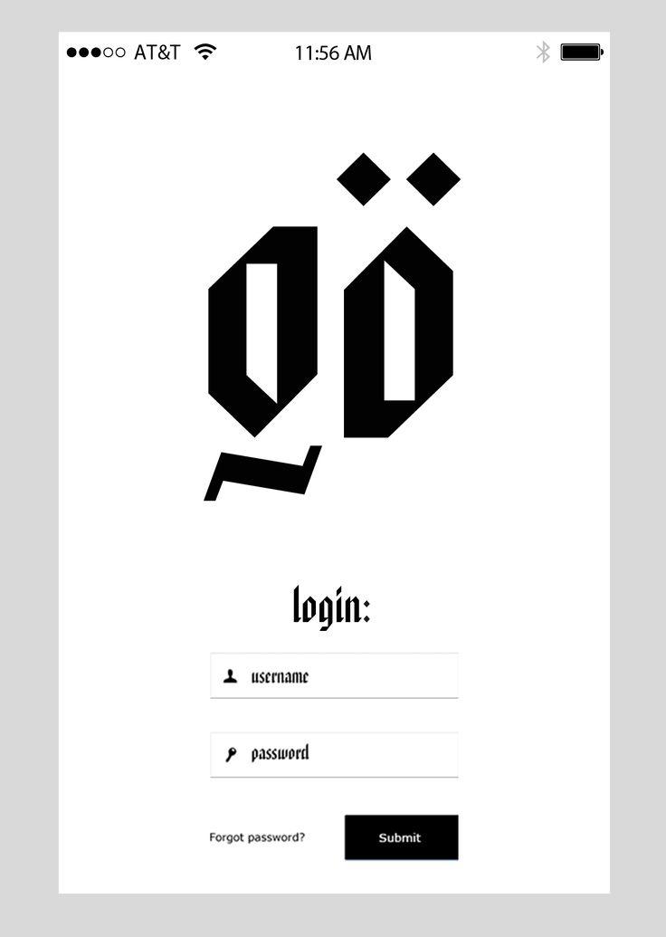 Word World Magazine - App UIX/UX