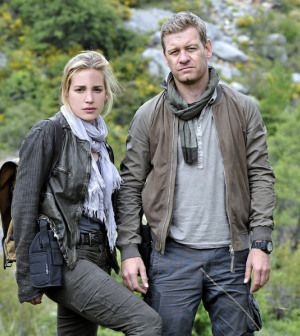 Annie Walker and Ryan McQuaid - Covert Affairs