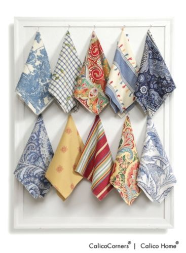 French Country Fabric Collection - Calico Corners