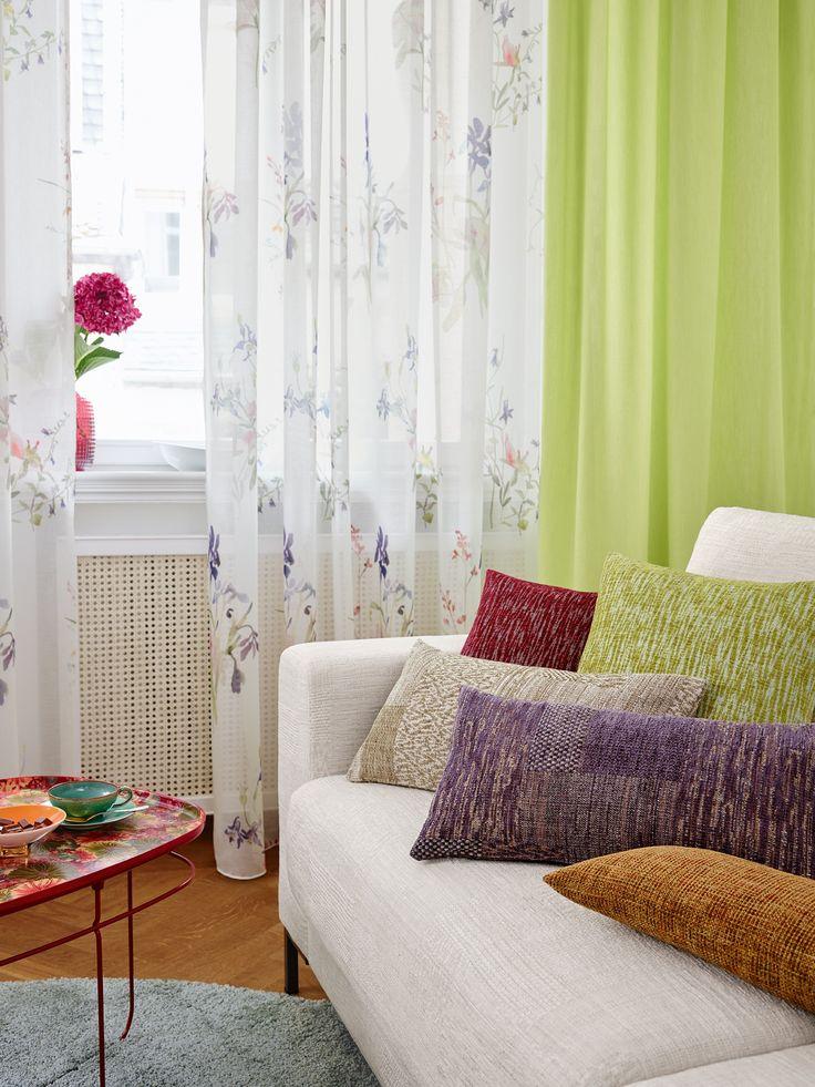 ado gardinen sunny pauwnieuws. Black Bedroom Furniture Sets. Home Design Ideas