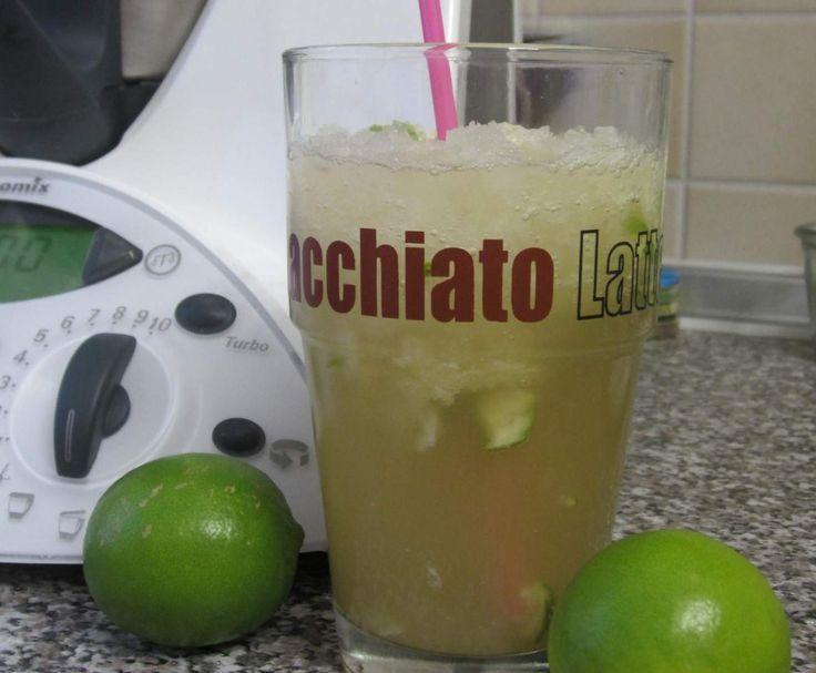 Ipanema - alkoholfreier Caipi