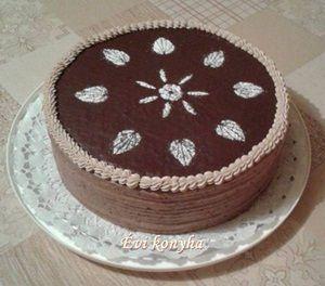 Kipróbált Csokitorta https://evikonyha.wordpress.com/tortak/csokitorta-2/#main  Recept Évikétől