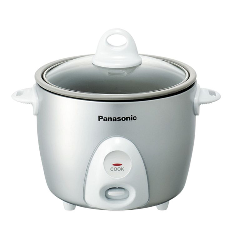 PANASONIC 3 CUP MINI RICE COOKER SR-G06