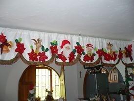 cortinas navideñas con luces - Buscar con Google