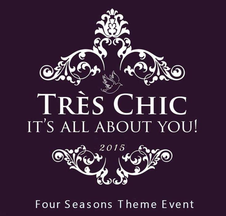 Tres Chic fashion event - sponsor