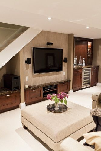 Home Basement Designs Decor Amazing Best 25 Small Finished Basements Ideas On Pinterest  Basement . Inspiration Design