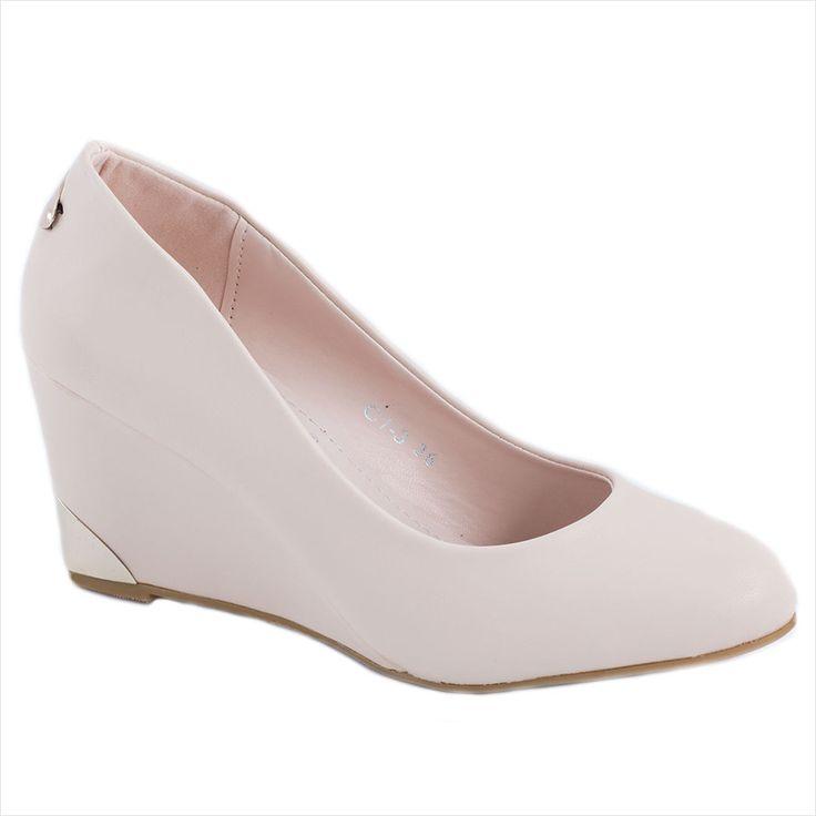 Pantofi dama bej C1-3B - Reducere 50% - Zibra