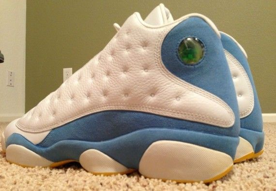 Air Jordan XIII   Carmelo Anthony Nuggets Home PE