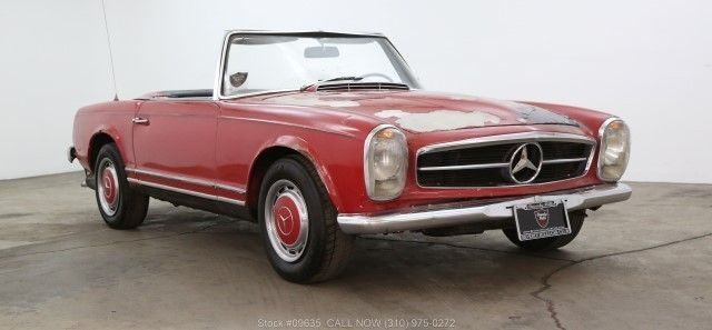 1964 Mercedes Benz 230sl Pagoda Mercedes Benz 230 Sl And Some Of