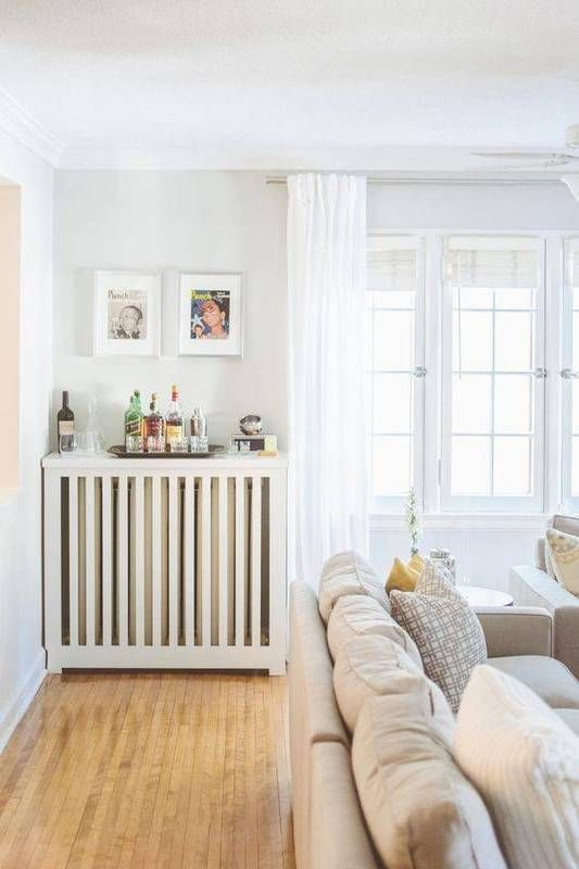 Stylish Radiator Cover Ideas For Summer | Domino