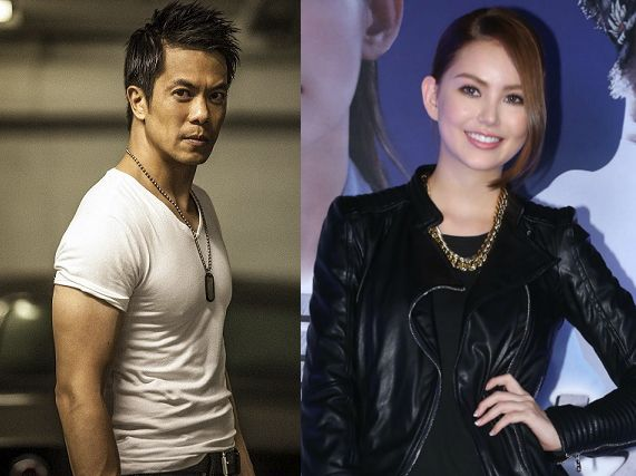 M.A.A.C.   –  DWAYNE 'THE ROCK' JOHNSON Goes Into 'Die Hard' Mode In China's SKYSCRAPER. UPDATE: BYRON MANN Joins Cast