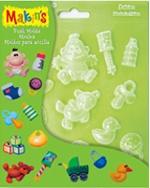 £3.99    Makin's Clay Push Mold - Baby