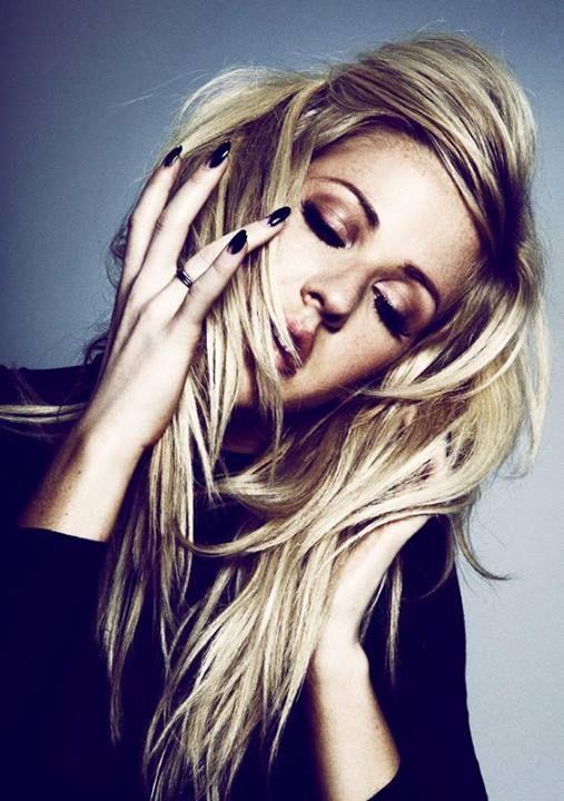 <3 Elle Goulding   Celeb Inspiration