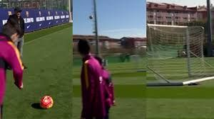 This Lionel Messi goal is so ridiculous you'd swear it's fake